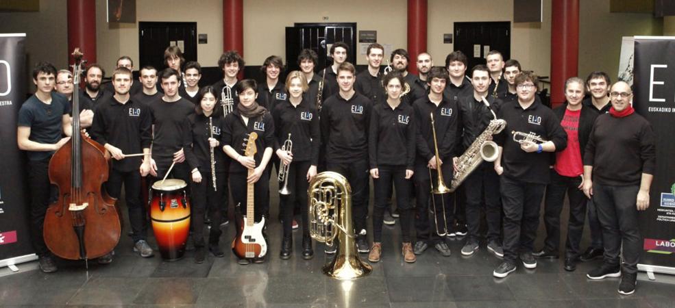 EIJO – Euskadiko Ikasleen Jazz Orkestra