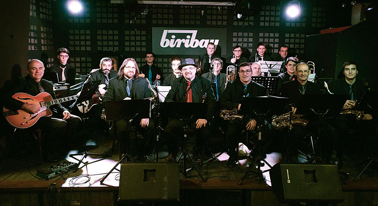 LA  RIOJA  BIG  BAND